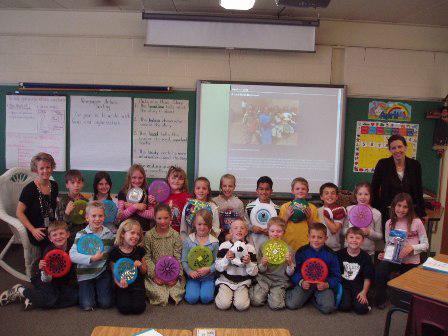 Brown's 3rd graders