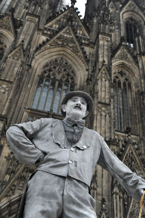Mime Cologne Germany