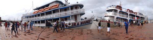 Macapa boat