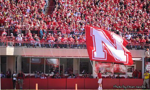 N flag S
