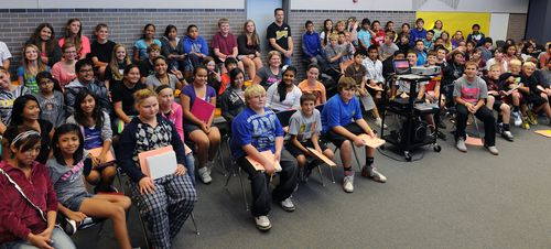 7th grade FMS 2