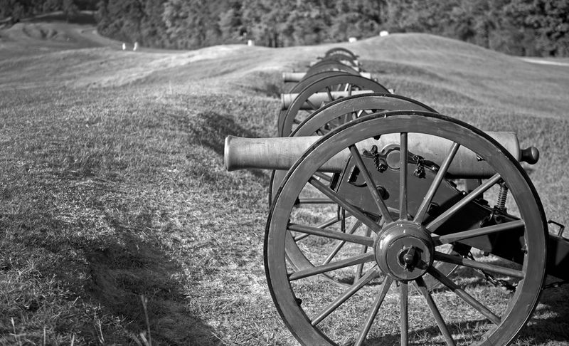 Vicksburg canons S