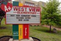 Westviewsign